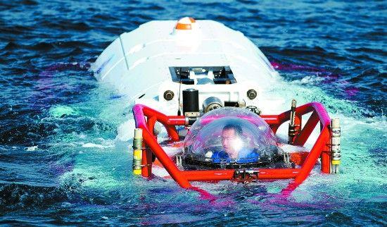 长岛船成功组织援潜救生演习