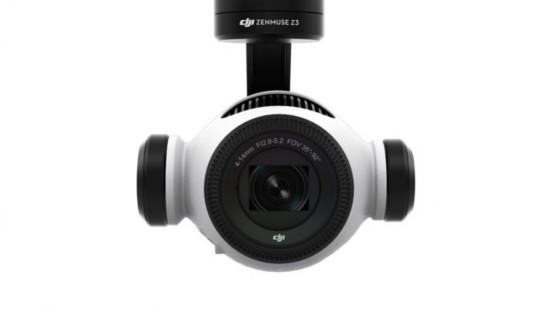 大疆推出可变焦相机Zenmuse Z3 第8张