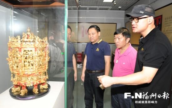 怀古匠心收藏精品展持续至10月 免费对公众开放