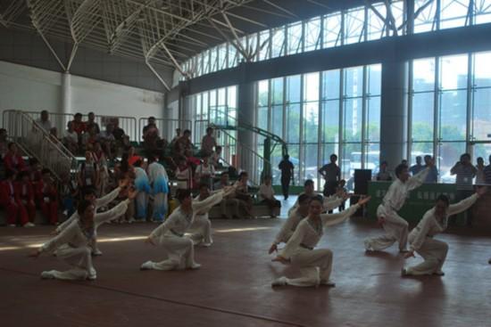 太极木兰同比拼武动安徽展频道--肥西风采--滨州市蓬飞学校舞蹈v频道体育图片