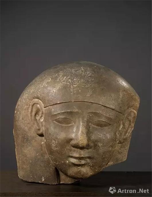 古埃及・人头石棺