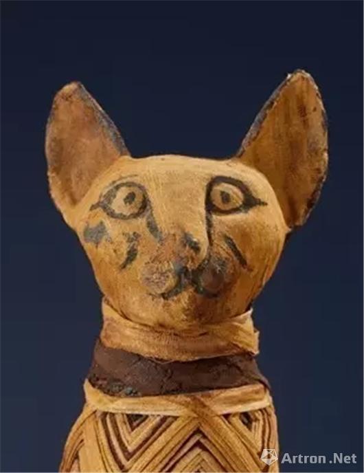 古埃及・猫木乃伊