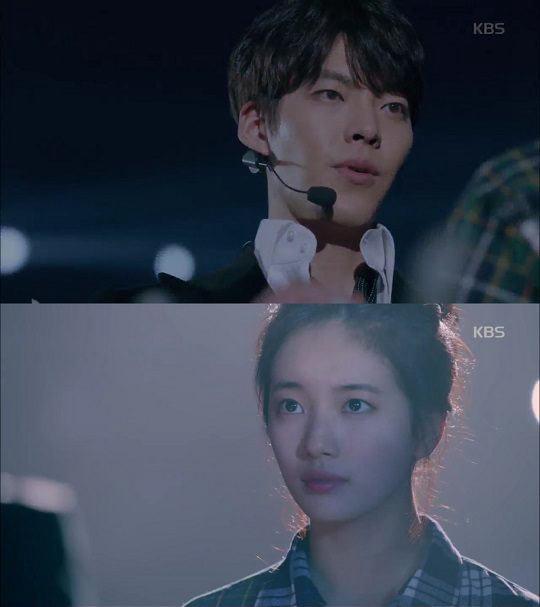 《任意依恋》第五集收视创新高稳居第一 金宇彬向秀智求婚遭拒