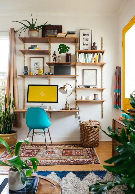 布置你的家庭工作区 就是这么简单