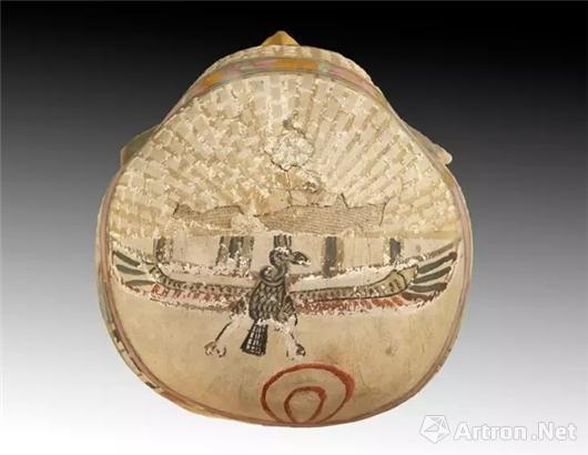 古埃及・木乃伊面罩