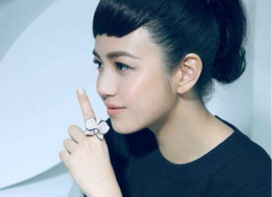 陈妍希要嫁了 包子脸陈妍希美过赵丽颖