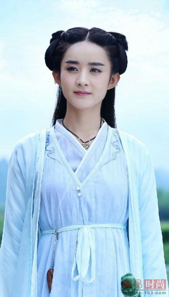 《诛仙青云志》赵丽颖杨紫同剧飙戏谁是古装美