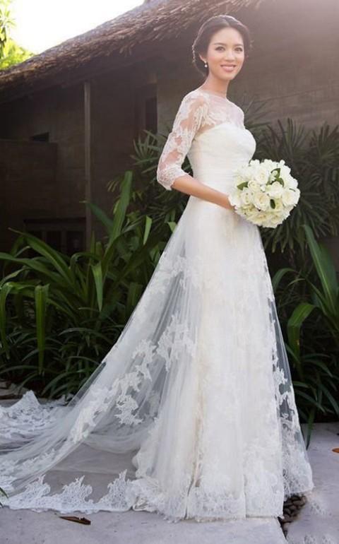 网曝霍建华林心如巴厘岛拍摄婚纱照 陈妍希刘诗诗高圆圆 女星婚纱造型大PK