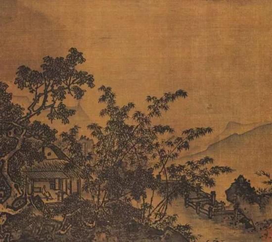 高清组图:困顿中的浪漫 宋画之山水卷