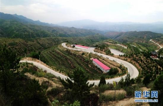 山西:在建设绿水青山中实现精准脱贫