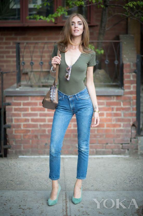 时尚圈最火Bodysuit是什么鬼?反正穿的人引领风潮