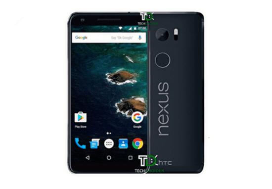 代号Marlin的Nexus渲染图曝光:搭载2K屏