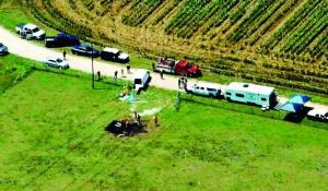 美国热气球起火坠毁16人无人生还 据统计已经发生69起严重的热气球事故