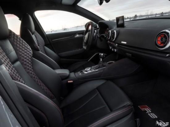 奥迪RS 奥迪RS 3 2016款 RS 3 Sportback