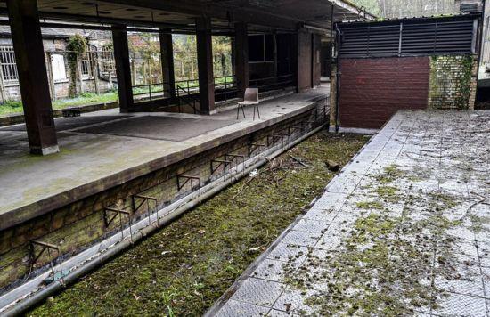 英维多利亚时代铁路车站照走红网络