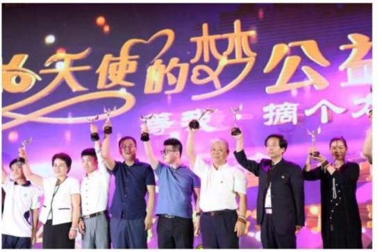 2016天使的梦公益盛典于7月30日在钓鱼台国宾馆圆满落幕