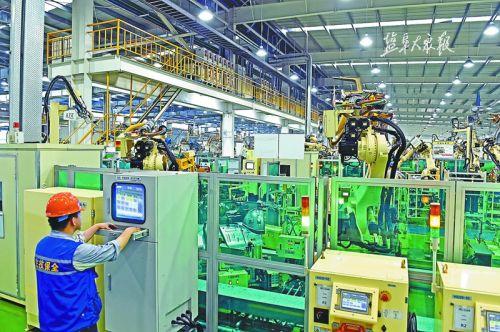 200多台韩国进口工业机器人盐城投产