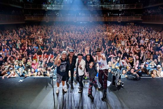 蝎子乐队巡演北京站开票 将邀幸运乐迷见面互动