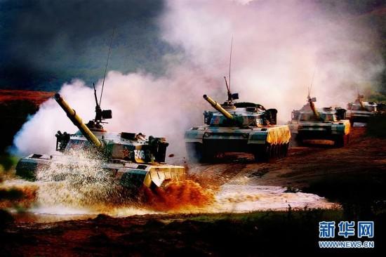 """中国""""铁军"""":踏上改革强军新征程"""