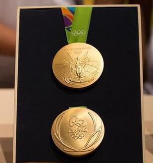奥运金牌知多少:可能没你想的那么值钱
