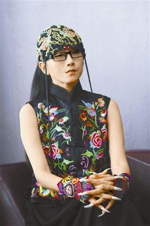 杨丽萍携《十面埋伏》来深说舞论艺