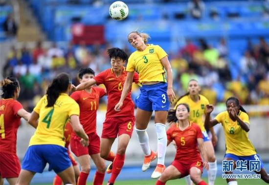 玛塔两助攻 中国女足首战三球饮恨