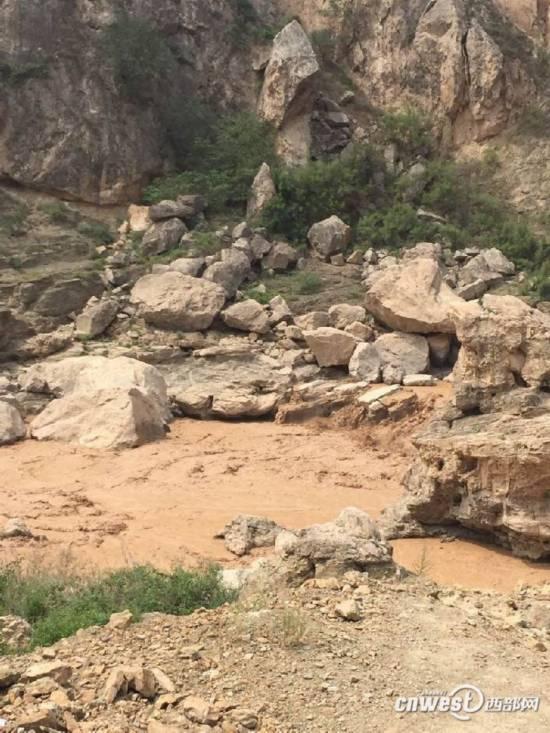 咸阳19岁男子在张家山景区游玩 不慎溺水身亡