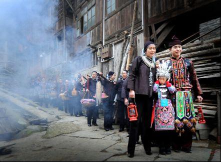 在侗乡迎战七夕――了解侗族社交习俗