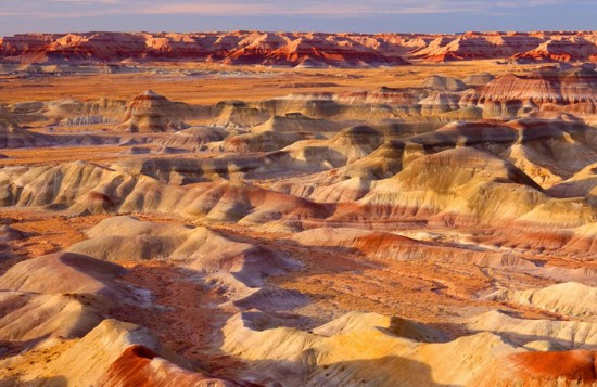 英記者橫穿美索諾蘭沙漠記錄美麗風光