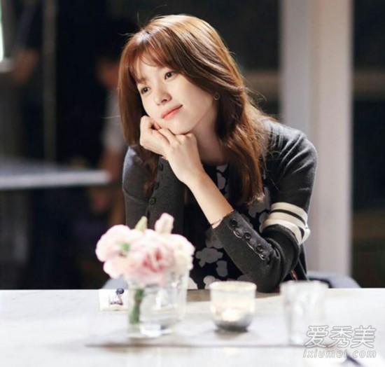 《W-女人短发》韩孝周的世界美炸了朴信惠IU两个图片35发型发型图片