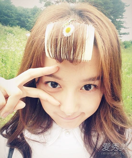 《W-两个世界》韩孝周的小说美炸了朴信惠IU美女一个遇上二代发型师富发型图片