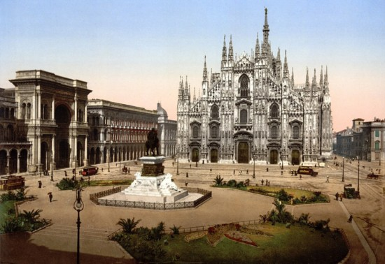 老照片展19世纪欧洲历史人文色彩