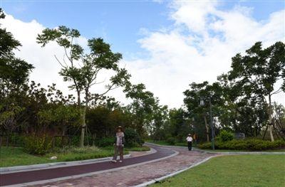 5万亩,公园,小游园,绿地,让海门市民的生活更休闲更惬意.