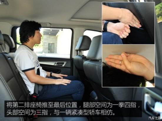 长安汽车 欧尚 2016款 1.5L 手动豪华型