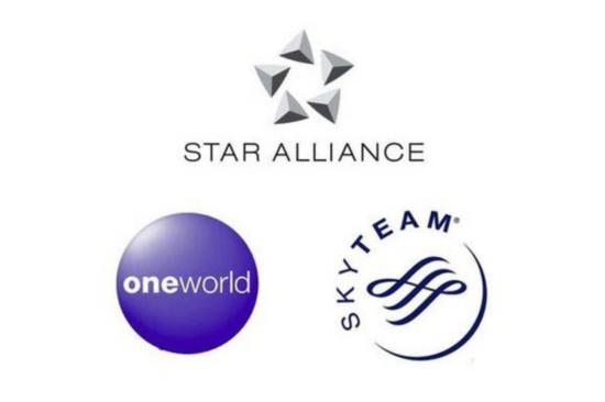 加拿大航空,新西兰航空,全日空航空,韩亚航空,奥地利航空,埃及航空