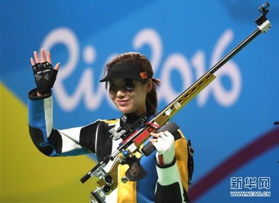 笑泪交织12年――杜丽的奥运故事