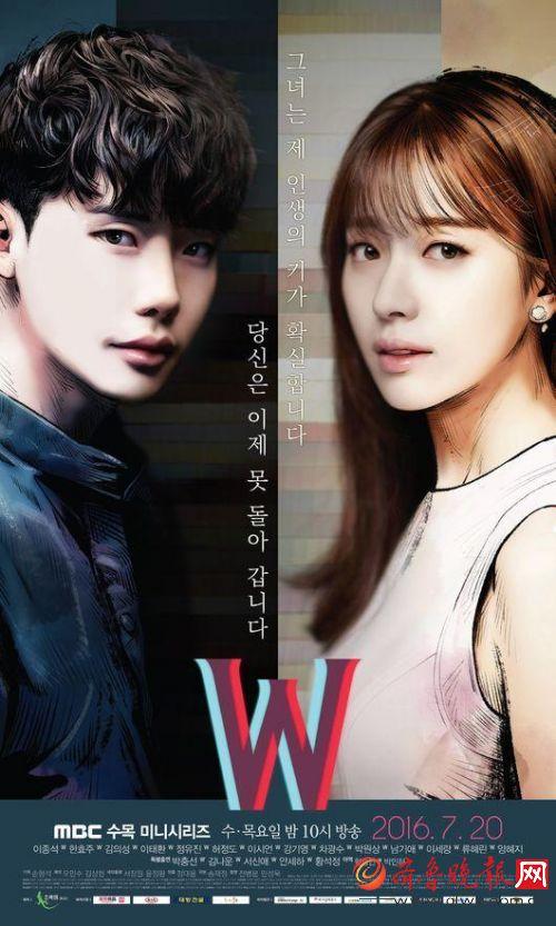 《W两个世界》第七集播出:姜哲被救韩孝珠又穿到漫画里 第八集待定