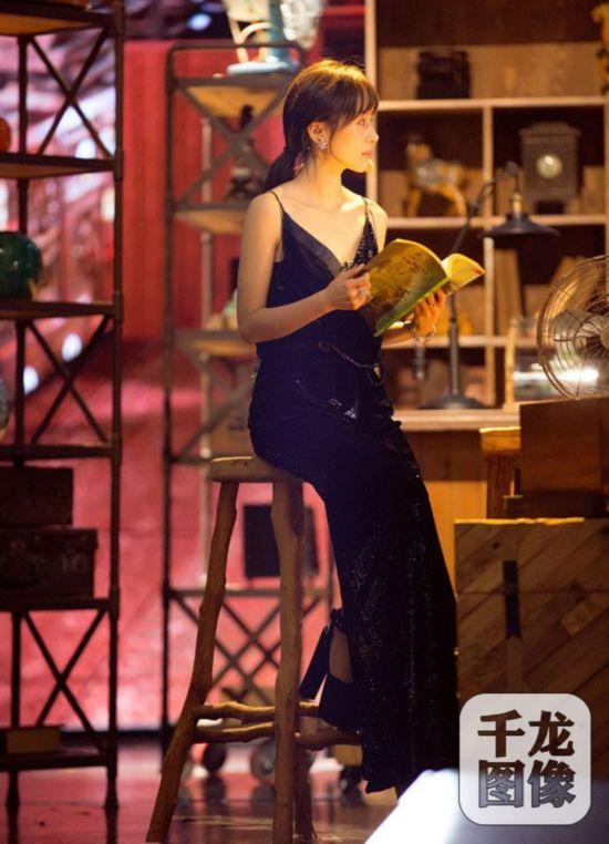 王子文《跨界歌王》舞美曝光 上演首部电影舞台大剧