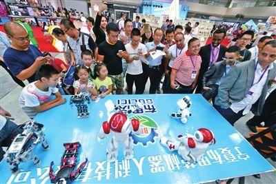 中阿国际动漫节热闹非凡展演、比赛、高峰论坛