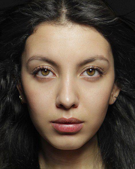 俄罗斯摄影师拍摄世界各国各民族美女