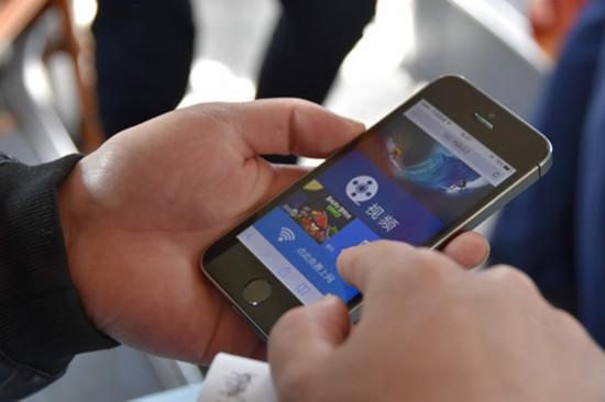 拉萨市公交雪顿节前安装免费车载WiFi