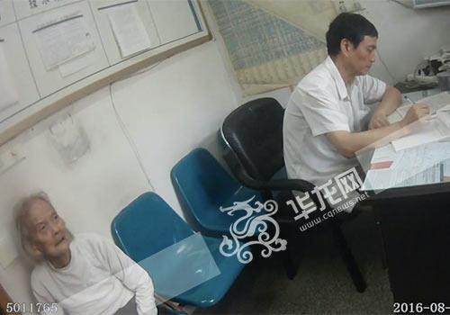 """九旬奶奶没病却爱往医院跑:太孤独来""""凑热闹"""""""