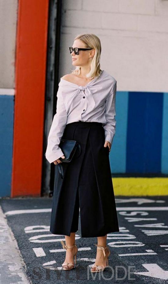 7个预算不过500的时尚造型让你时髦进初秋