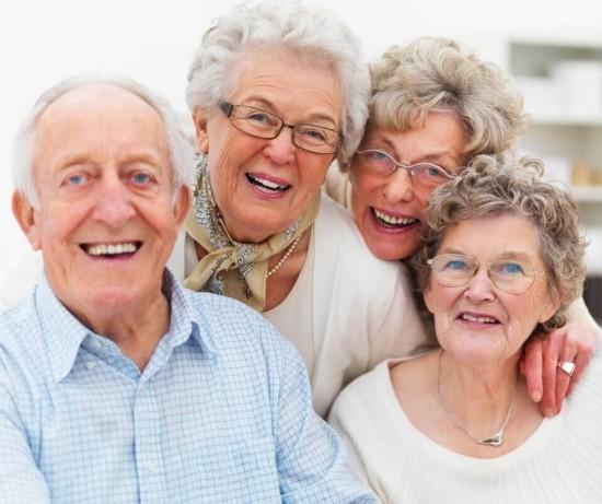 科学家:若父母长寿 其子女也会长寿