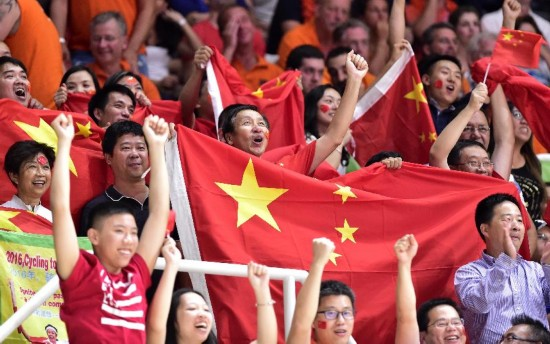 中国女排挺进决赛
