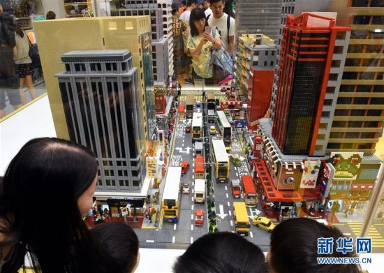香港首间乐高专卖店开业