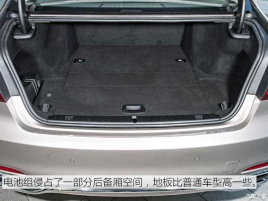 宝马(进口) 宝马7系 2017款 740Le xDrive iPerformance E-Silvretta