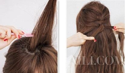 觉得自己发型太单调?梳对发型每天都是情人节