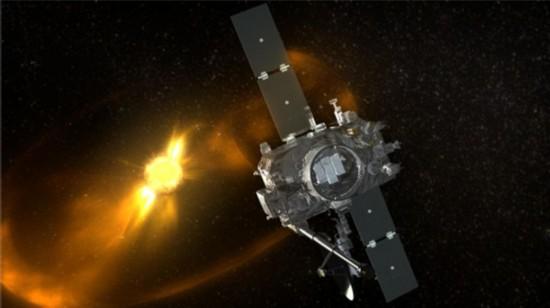 """美国宇航局时隔22个月""""找到""""失联太阳探测卫星"""