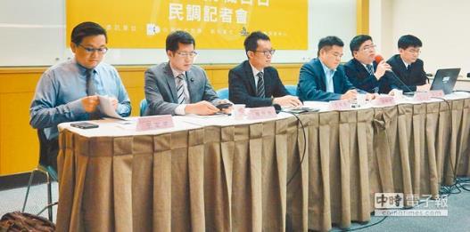 綠營智庫民調:過半民眾不滿蔡英文兩岸政策
